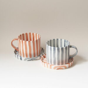 Kalligrafi_Tea+Cup_Reddish+Terracotta-Dark+Gray-4